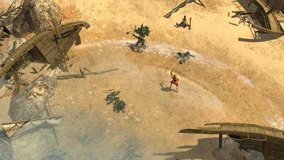 Titan Quest: Anniversary Edition Screenshot 2