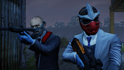 PAYDAY 2: The Big Score Screenshot 2