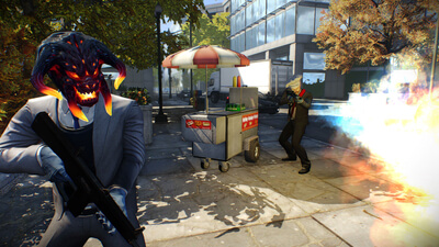 PAYDAY 2: The Big Score Screenshot 1