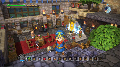 Dragon Quest Builders Screenshot 2