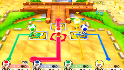 Mario Party Star Rush Screenshot 1