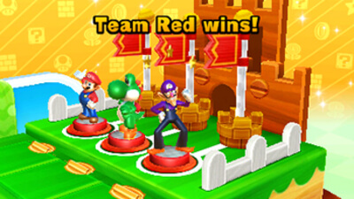Mario Party Star Rush Screenshot 2