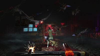 Until Dawn: Rush of Blood (VR) Screenshot 2