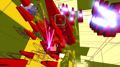 Rez Infinite Screenshot 2
