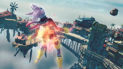 Gravity Rush 2 Screenshot 1