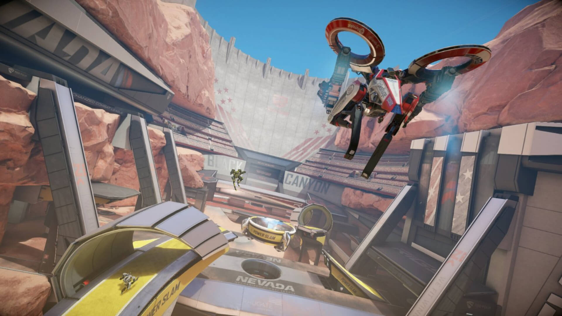 Rigs: Mechanized Combat League (VR) Masthead