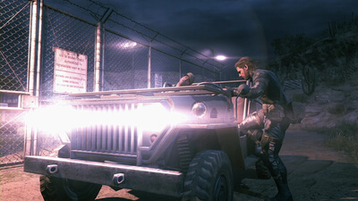 Metal Gear Solid V: The Definitive Experience Screenshot 2