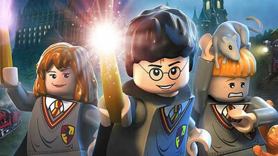LEGO Harry Potter Collection Masthead