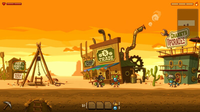 SteamWorld Collection Masthead