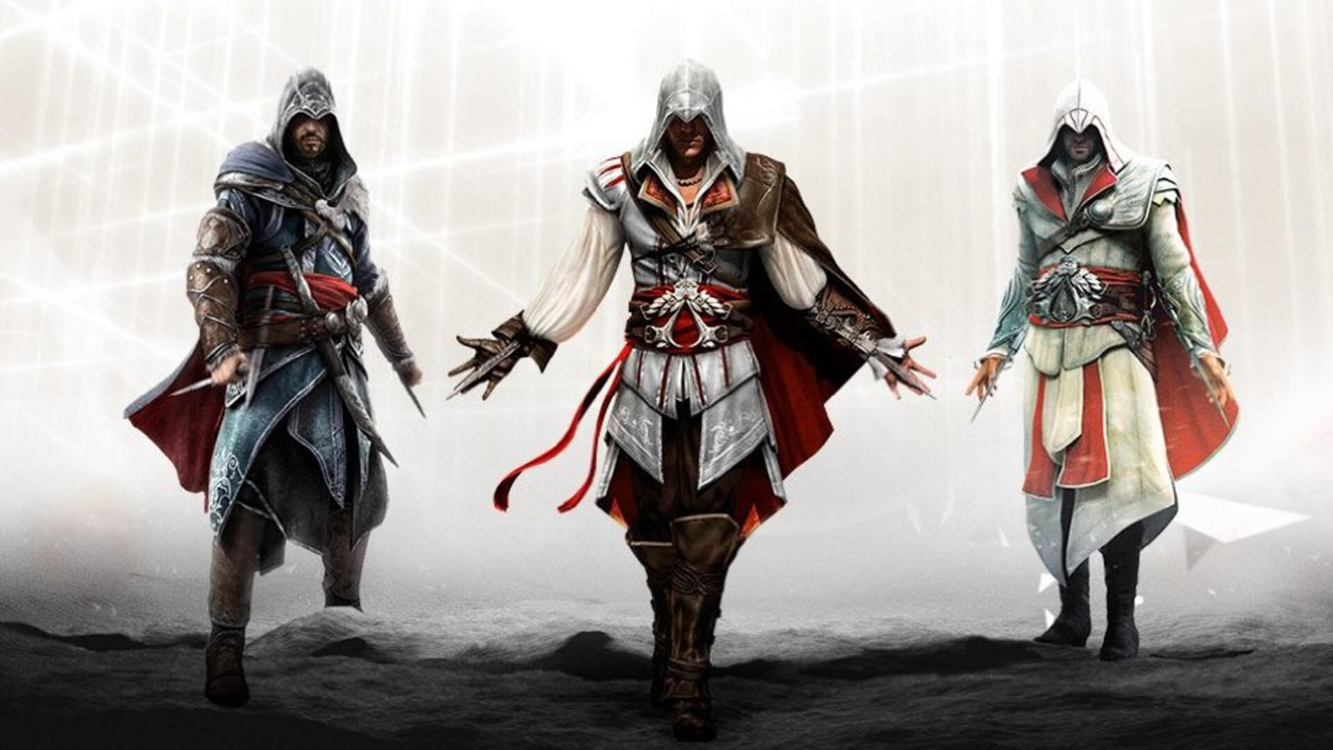 Assassin S Creed The Ezio Collection For Ps4 Xb1 Reviews