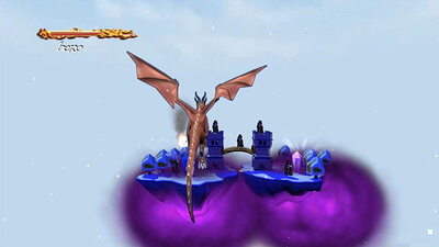 Wings of Magloryx Screenshot 2