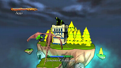 Wings of Magloryx Screenshot 1