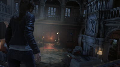 Rise Of The Tomb Raider: Blood Ties Screenshot 1