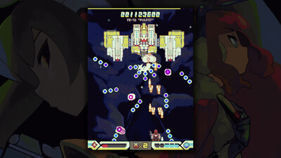 Blue Revolver Screenshot 1