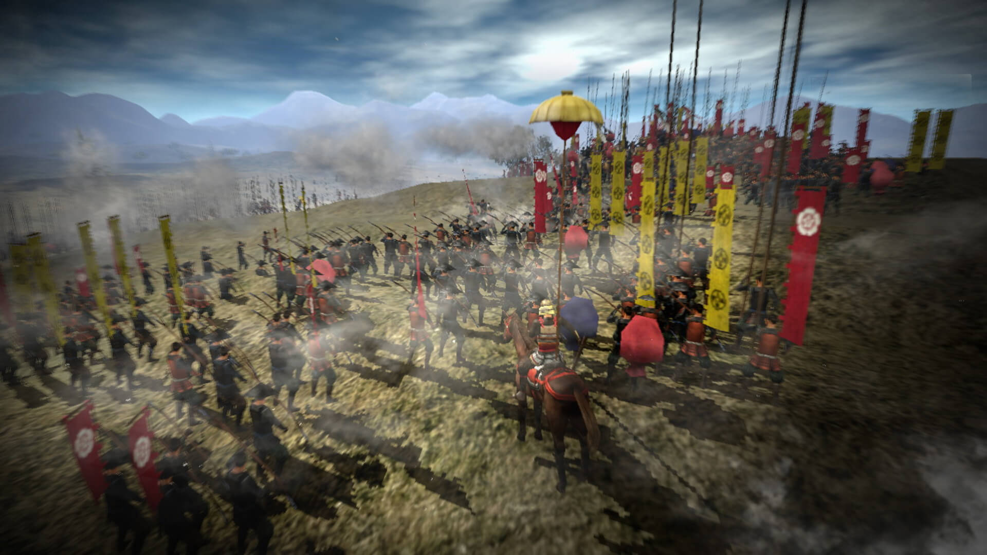 Nobunaga's Ambition: Sphere of Influence - Ascension Masthead