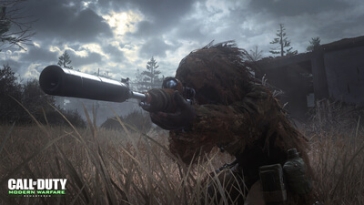 Call of Duty 4: Modern Warfare Remastered Screenshot 2