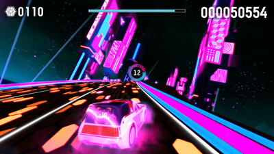 Riff Racer Screenshot 3