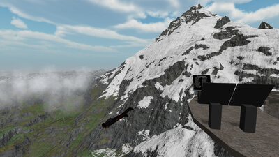 Mount Wingsuit (VR) Screenshot 1