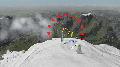 Mount Wingsuit Screenshot 2