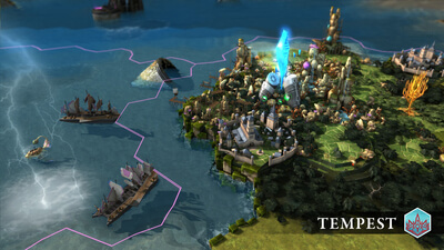 Endless Legend - Tempest Screenshot 3