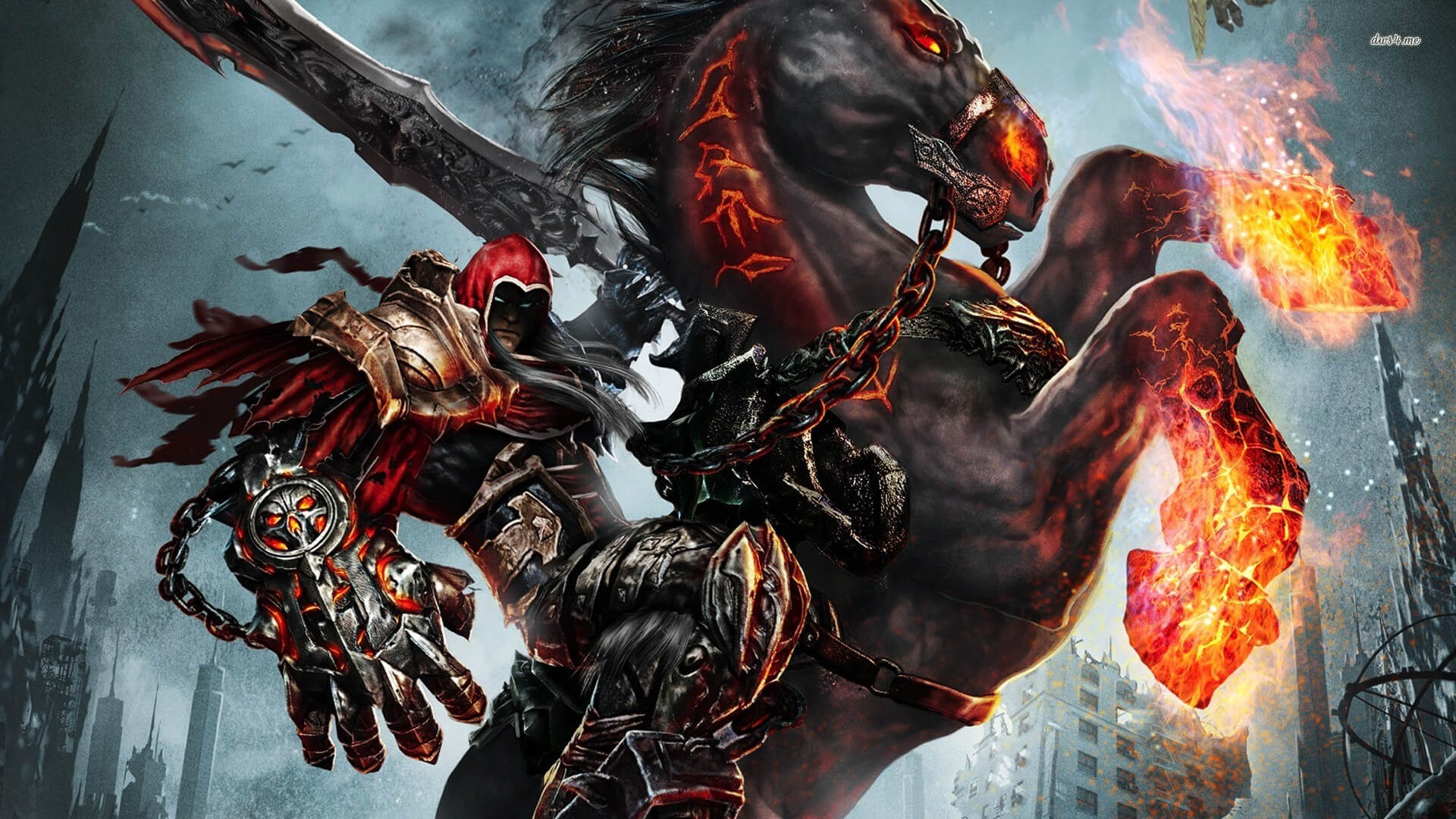Darksiders: Warmastered Edition Masthead