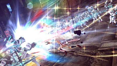 Fate/EXTELLA: The Umbral Star Screenshot 2