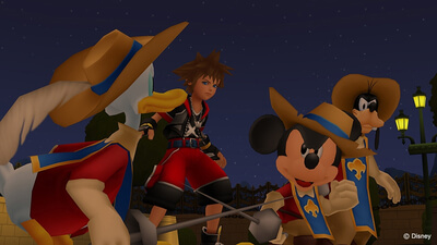 Kingdom Hearts HD 2.8: Final Chapter Prologue Masthead