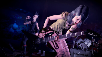 Rock Band Rivals Expansion Screenshot 2
