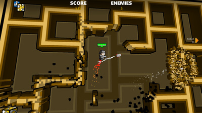 Rocket Riot Screenshot 2