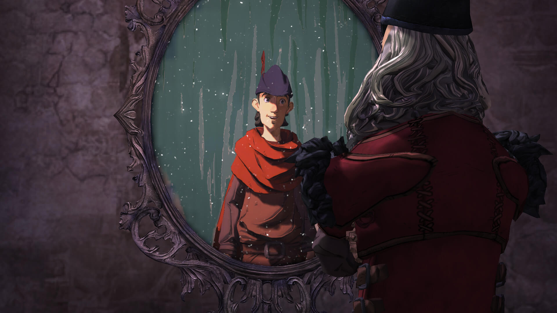 King's Quest - Episode 5: The Good Knight Masthead