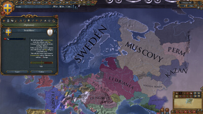 Europa Universalis IV: Rights of Man Screenshot 2