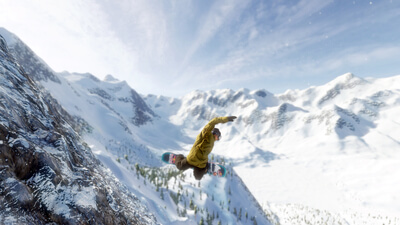 Infinite Air with Mark McMorris Screenshot 2