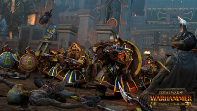 Total War: Warhammer - The King And The Warlord Screenshot 2