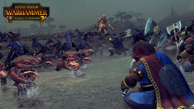 Total War: Warhammer - The King And The Warlord Masthead