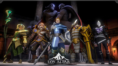 Eon Altar - Episode 1 Screenshot 3