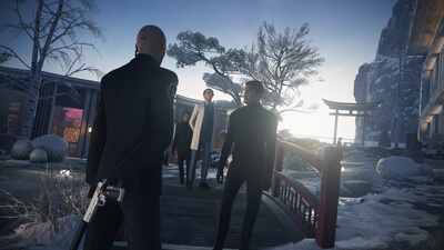 Hitman - The Complete First Season Screenshot 3