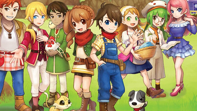 Harvest Moon: Skytree Village Screenshot 1