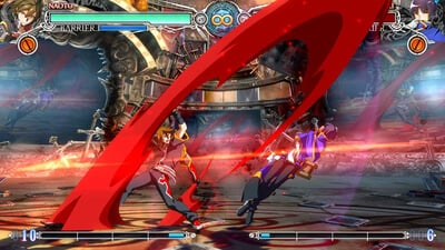 BlazBlue: Central Fiction Screenshot 2