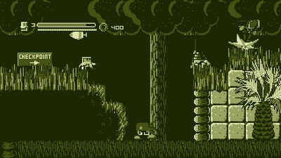 Super Rad Raygun Screenshot 1