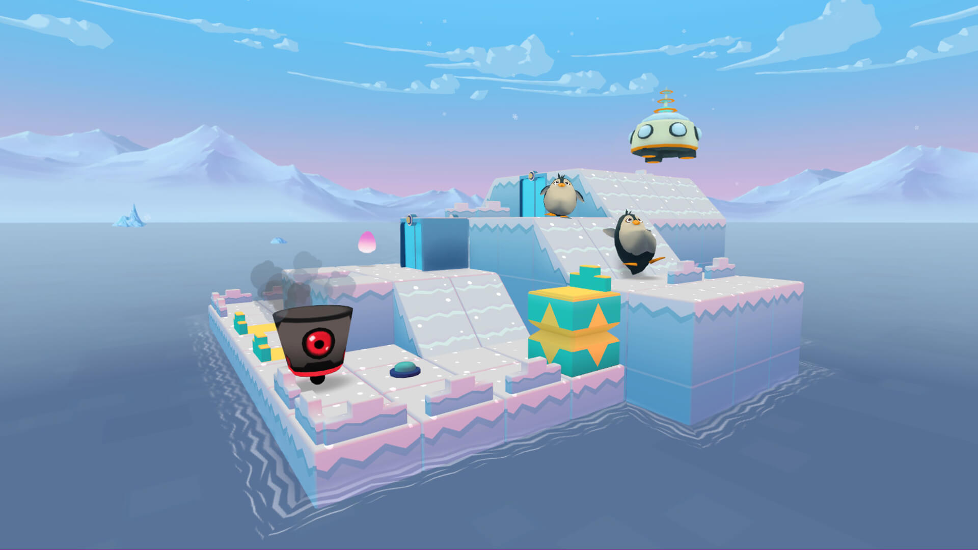 Waddle Home (VR) Masthead