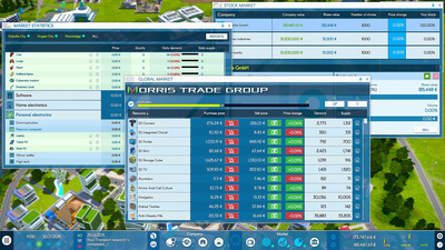 Industry Manager: Future Technologies Screenshot 3