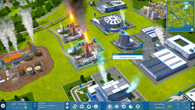 Industry Manager: Future Technologies Screenshot 2