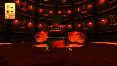 Kyurinaga's Revenge Screenshot 3
