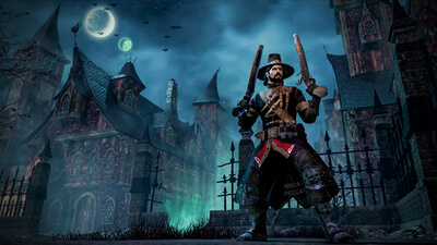 Mordheim: City of the Damned - Witch Hunters Screenshot 1