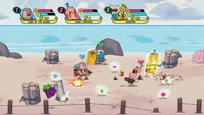 Cartoon Network: Battle Crashers Screenshot 2