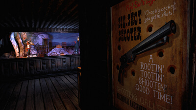 Ghost Town Mine Ride & Shootin' Gallery Screenshot 2