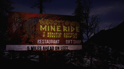 Ghost Town Mine Ride & Shootin' Gallery Screenshot 1
