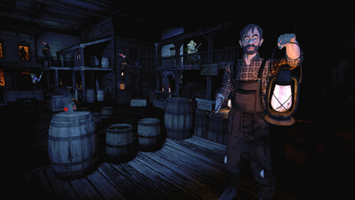 Ghost Town Mine Ride & Shootin' Gallery Screenshot 3
