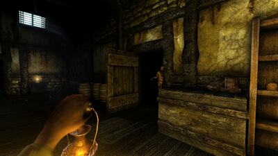 Amnesia: The Collection Screenshot 2