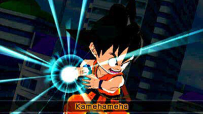 Dragon Ball Fusions Screenshot 1